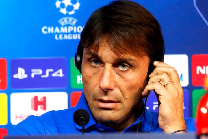 Einigen italienischen Medien zufolge steht Inter-Trainer Antonio Conte unter Polizeischutz.
