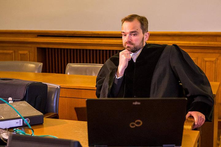 Staatsanwalt Dr. Dirk Reuter konnte den Aussagen des Angeklagten nicht viel Neues entnehmen. Das Mafia-Phantom Levy Vass bleibt für ihn ein Rätsel.