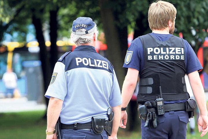 Polizei und Stadtordnungsdienst sollen den Stadthallenpark dauerhaft bewachen.
