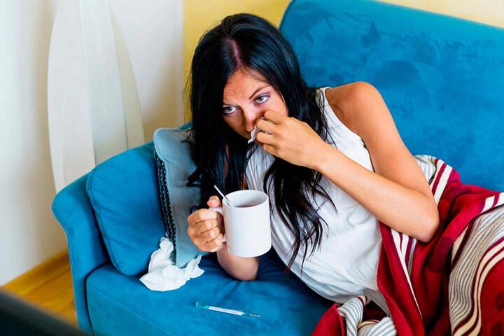 Die Angst vor der Grippewelle wächst.2015 gab es in Sachsen mehr als 13.000 gemeldete Grippefälle im Freistaat.