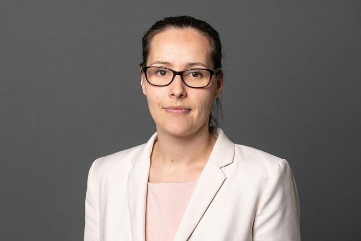 Stadträtin Heike Ahnert (38, CDU) wartet auf die Ausschreibung.