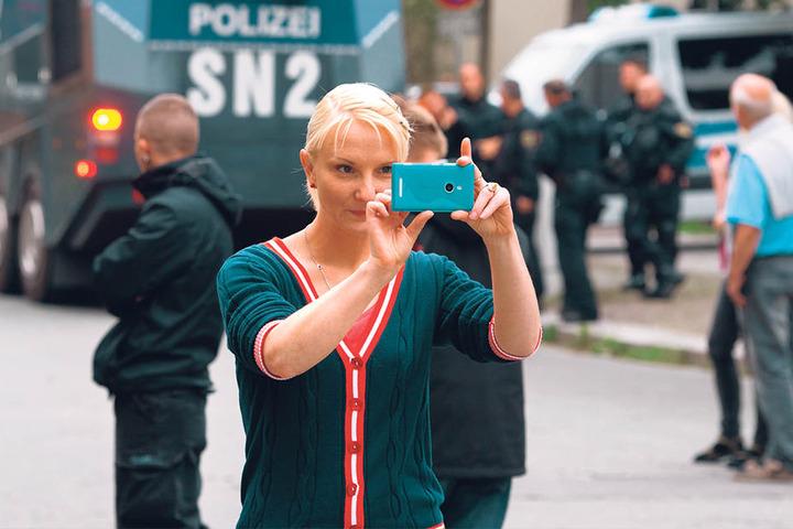 Emma Stabel gab Fotos von sich an die Ermittler. Sie sollen die Prügelvorwürfe  erhärten.