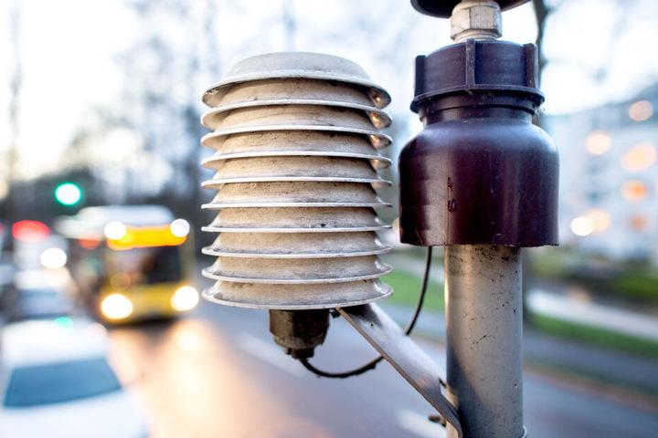 2019 wurden nur noch an 7 von 59 Messstellen in NRW die Grenzwerte für Stickstoffdioxid überschritten.
