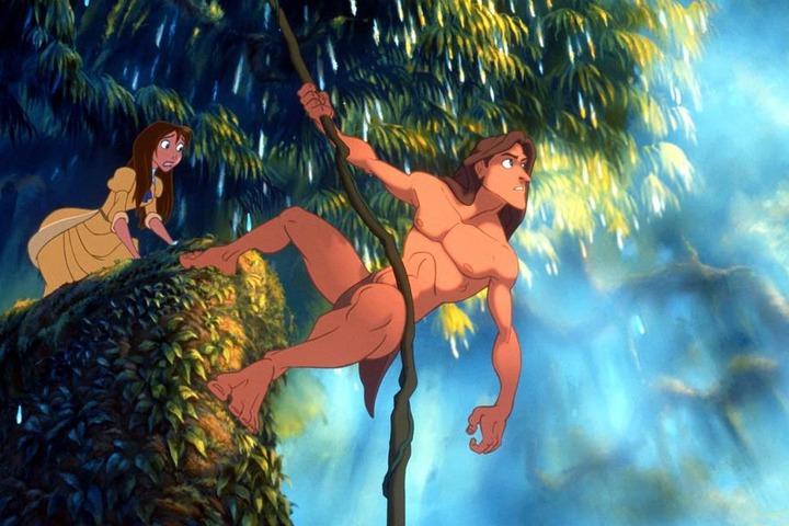"""Phil Collins sang """"Dir gehört mein Herz"""" im Film """"Tarzan"""". In Annaberg tritt die Chemnitzer Studentin damit ans Mikro."""