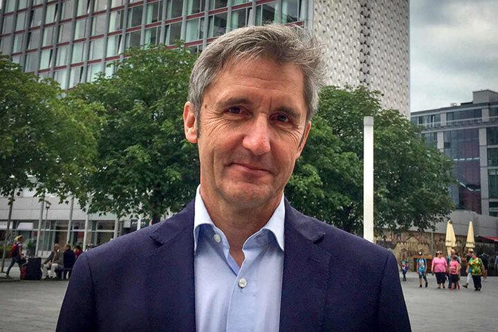 Frank Richter (57) trug am 8. Oktober 1989 maßgeblich zum Zustandekommen dieser ersten staatlich anerkannten Opposition bei.