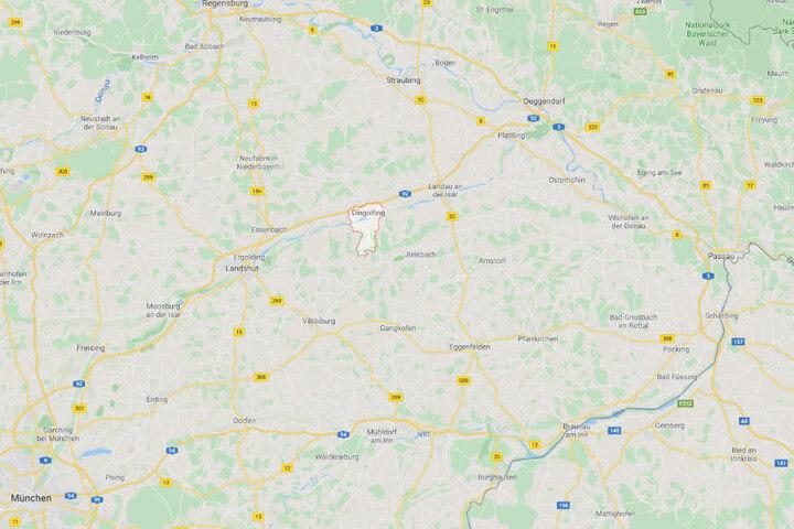 Der tragische Unfall ereignete sich in Dingolfing im niederbayerischen Landkreis Dingolfing-Landau.