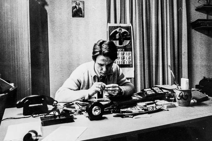1972 arbeitete Ulrich Hässler als Fotograf für den Allgemeinen Deutschen  Nachrichtendienst (ADN).