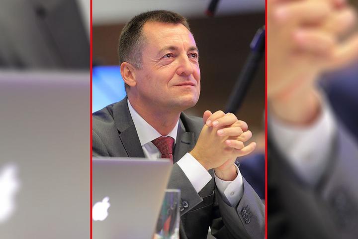 Er fordert Internet in allen Zügen: FDP-Bundestagsabgeordneter Torsten Herbst.