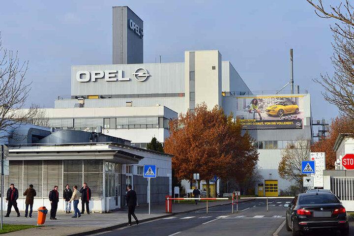 Seit 1992 besteht das Opel Werk in Eisenach.