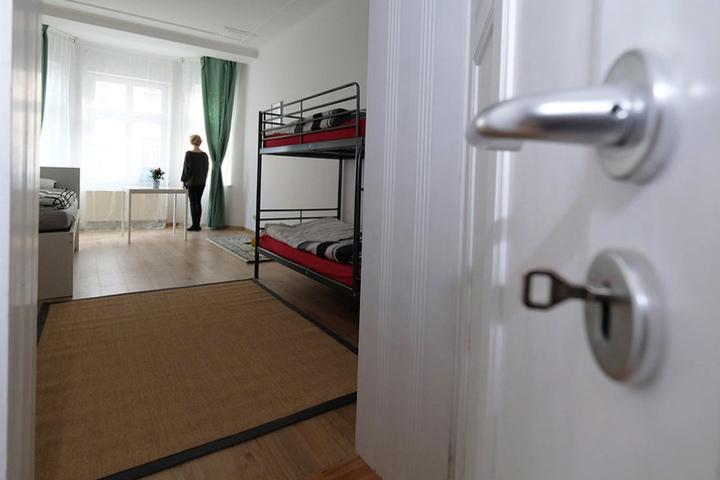 In den Wohnungen sollen Frauen und ihre Kinder Zuflucht finden, wenn sie sonst nirgends hin können.