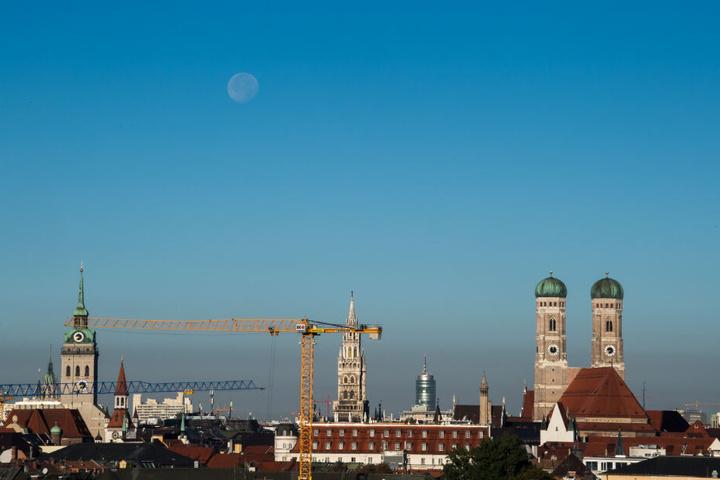 In München gab es bereits drei Schwerverletzte bei Unfällen mit E-Scootern. (Symbolbild)