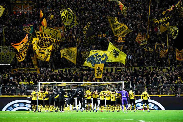 Die BVB-Ultras wollen sich jetzt auf mehrere Blöcke aufteilen, um wieder lauter und stimmungsvoller zu sein.