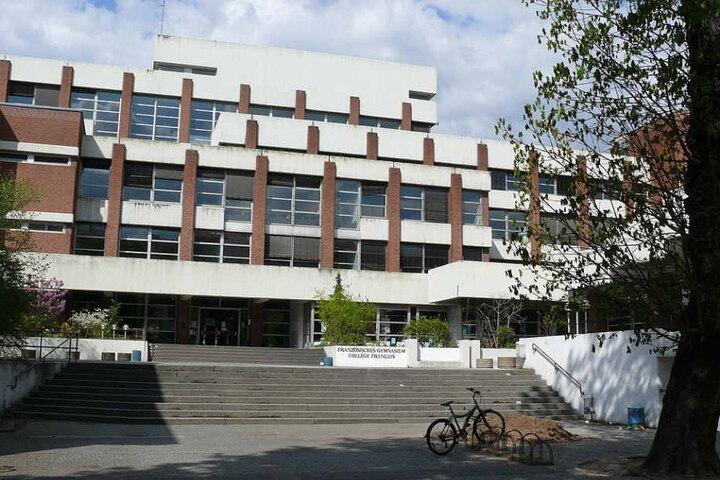 Das Französische Gymnasium in Berlin-Tiergarten.
