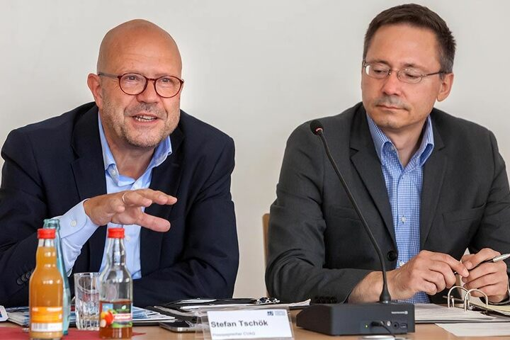 CVAG-Sprecher Stefan Tschök (60) will Brennpunkte identifizieren.
