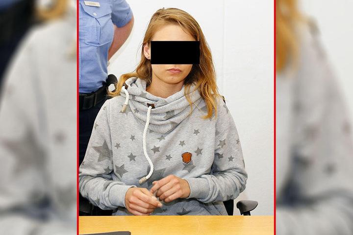 Adriana M. (24) wurde 2015 zu lebenslänglicher Haft wegen Mordes verurteilt.