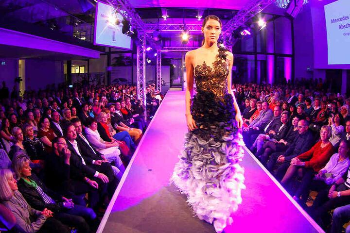 """Am 20. und 21. September verwandelt sich Zwickau zur Mode-Metropole. Die Besucher der """"Mercedes Fashion Night"""" können sich auf viele modische Höhepunkte freuen."""