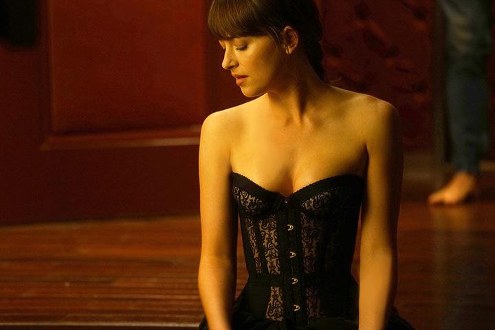 """""""Fifty Shades of Grey - Befreite Lust"""" läuft seit Donnerstag in den deutschen Kinos."""