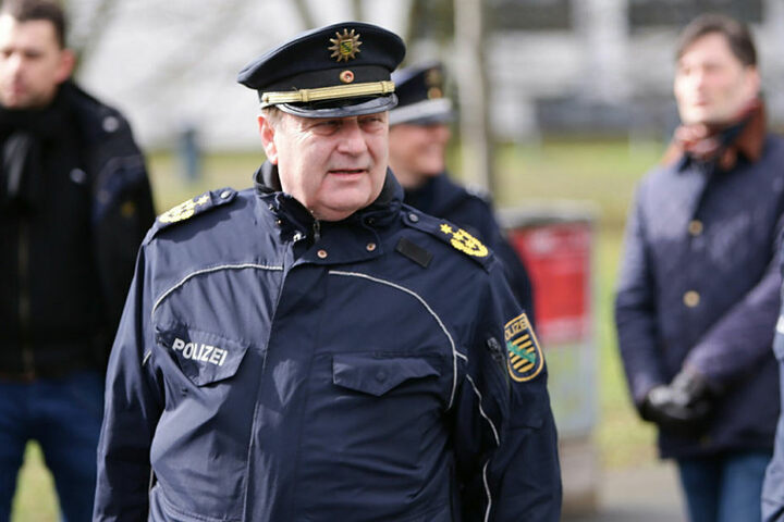 Bernd Merbitz (61) war eigentlich der Wunschkandidat von Innenminister Ulbig.