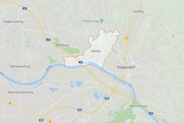 In Bayern ist ein Familienvater im Zuge der Rettung seiner Kinder aus der Donau abgetrieben worden.