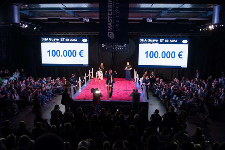 100.000 Euro sind eine Stange Geld. Dafür könnte man wohl ein Leben lang Wiener Schnitzel essen.