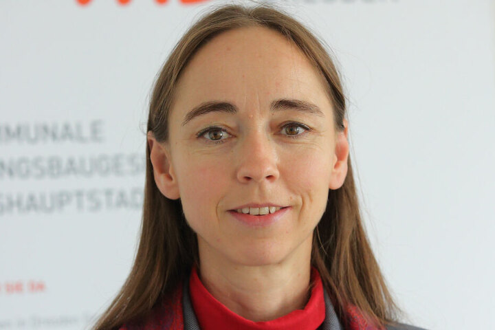 Kristin Kaufmann (44, Linke)