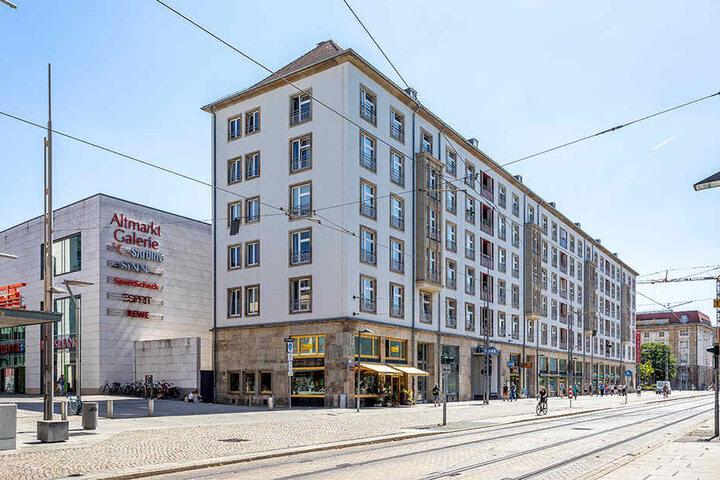 "An der Wallstraße soll die ""Ruheoase"" bereits Mitte September öffnen."