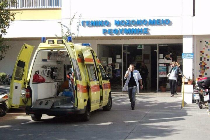 In der Gerichtsmedizin von Rethymnon wurde der Leichnam über sieben Stunden obduziert.