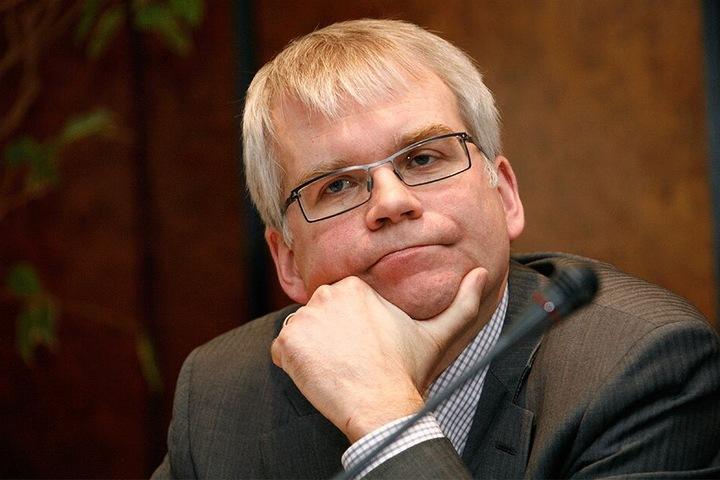 Ex-Finanzbürgermeister Hartmut Vorjohann (55, CDU).