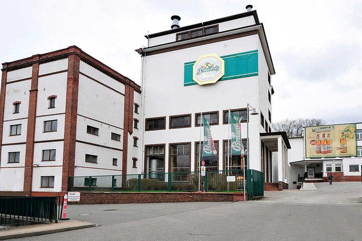 Die ehemalige Braustolz-Brauerei wird zu einem Wohngebiet umgebaut.