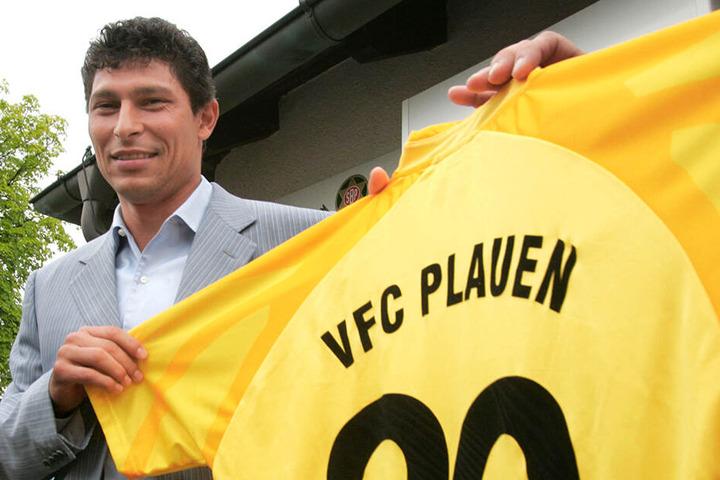 Krasimir Balakov, ein begnadeter Spielmacher, unterschrieb 2005 einen Beratervertrag beim VFC Plauen. Zuletzt trainierte er in Bulgarien, war Coach der Chemnitzer Neuverpflichtung Sarmov.