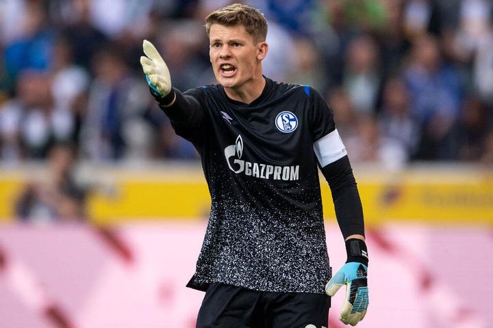 Alexander Nübel vom FC Schalke 04 steht wohl auch auf dem Zettel des FC Bayern München.