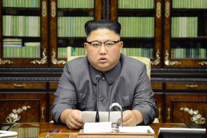 Die Gespräche mit Nordkorea seien Zeitverschwendung, so Trump.