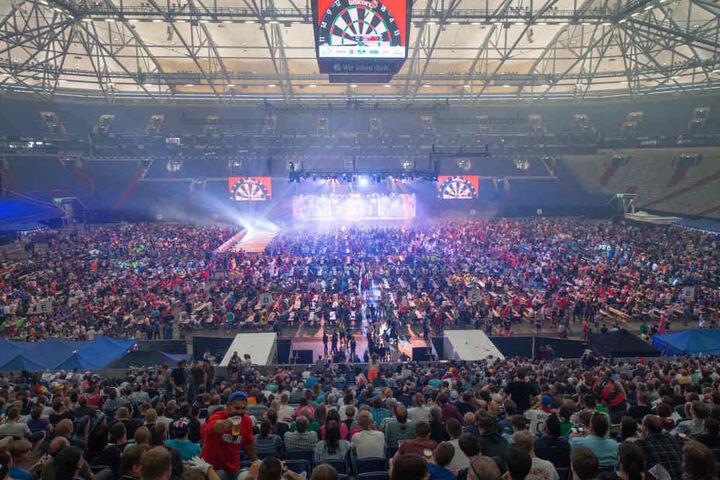 So sah das Event in diesem Jahr in Gelsenkirchen aus.