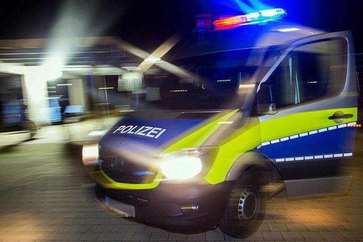 Die Polizei beendete im Landkreis Zwickau die Entführung.