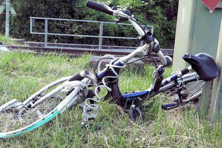 Die Verletzungen der Fahrradfahrerin sollen lebensgefährlich gewesen sein.