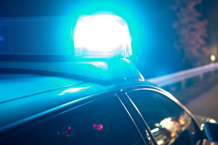 Die Polizei konnte den flüchtigen Täter schnell aufspüren. (Symbolbild)