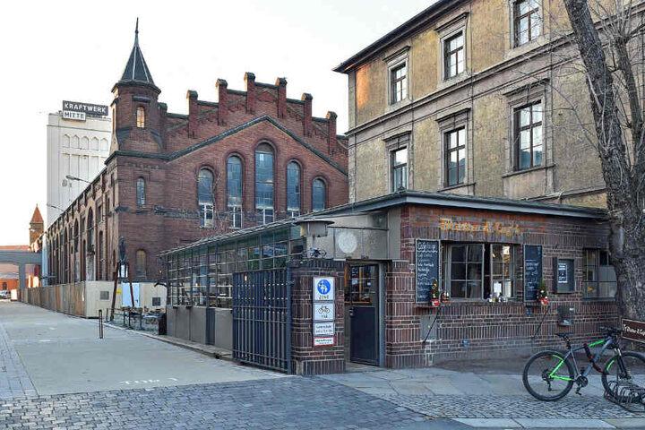 Künftig wird das Bier im Dresdner Kraftwerk Mitte gebraut. Unmittelbare Nachbarn sind die Staatsoperette und das Theater Junge Generation.