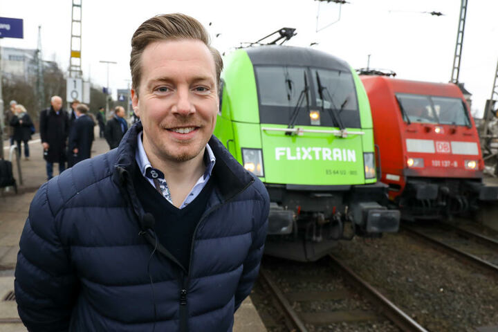 André Schwämmlein, Boss bei FlixMobility.