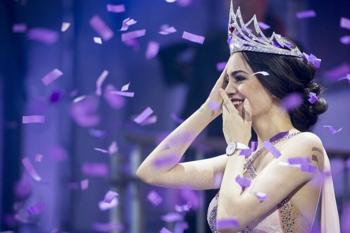 Die Ex-Miss Schweiz Jastina Doreen Riederer.
