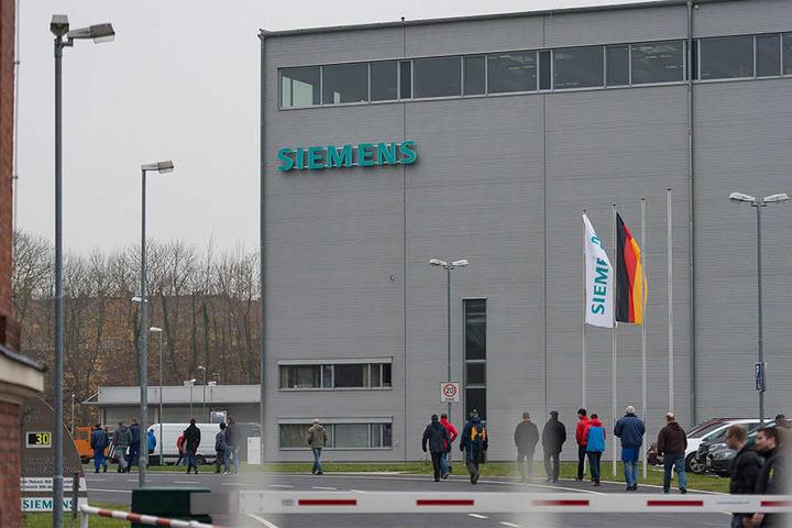 Statt Schließung: Das Siemens-Werk in Görlitz wird Hauptquartier für Dampfturbinen.