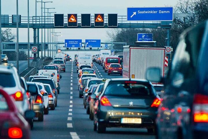 Berlin überschreitet an vielen Stellen der Stadt deutlich die Grenzwerte für Stickstoffdioxid.