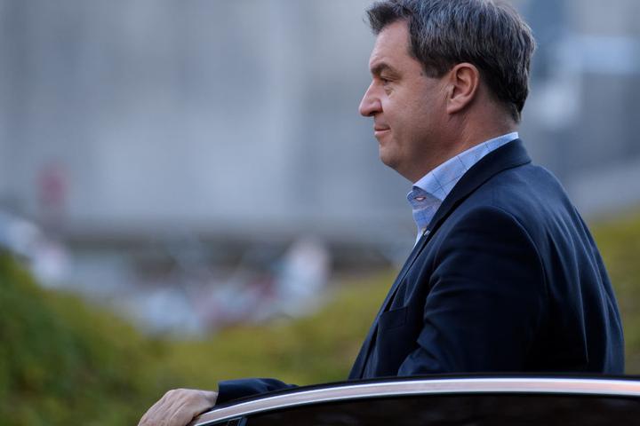 Markus Söder gilt für viele in der CSU als der neue starke Mann an der Spitze der Partei. (Archivbild)