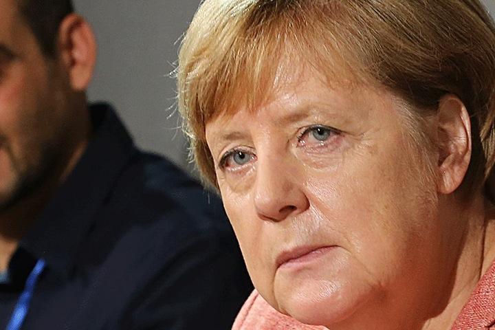 Schwere Vorwürfe gegen Angela Merkel (63, CDU).