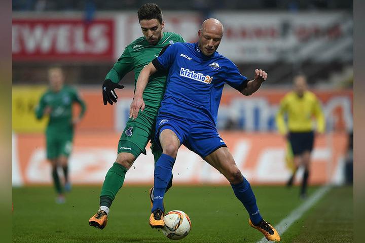 Als aktiver Spieler war Tim Sebastian zuletzt beim SC Paderborn aktiv.