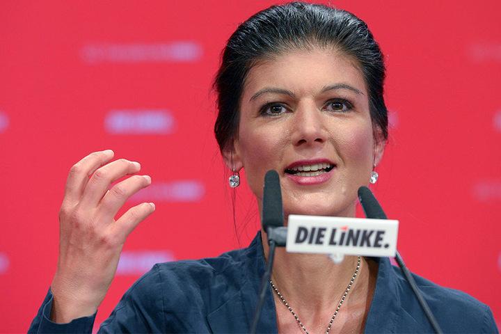 Die Partei unter Sahra Wagenknecht wird wohl auf eine Koalition mit der SPD verzichten müssen.