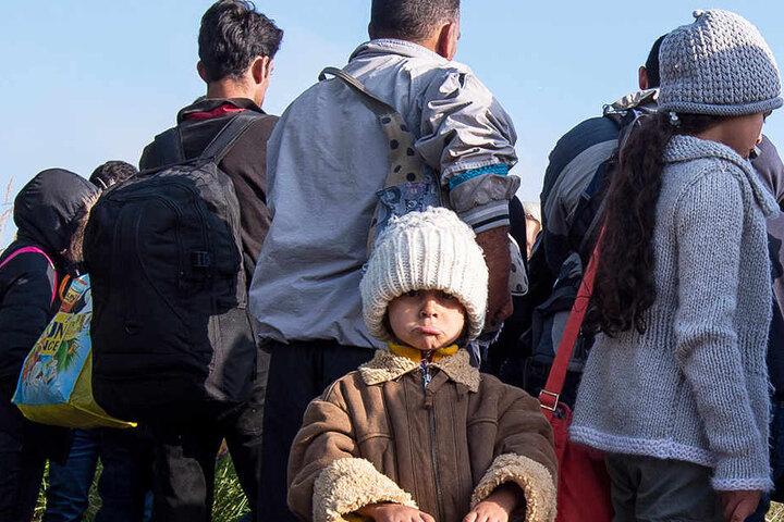 Für Asylbewerber soll es in Zukunft eine Wohnsitzauflage geben.