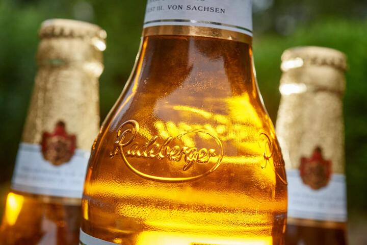 Die Radeberger-Gruppe führt die Bier-Marken Radeberger, Jever und Schöfferhofer.