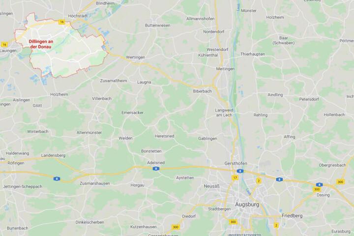 Im Landkreis Dillingen an der Donau ist es in Bayern zu einem Zwischenfall gekommen.