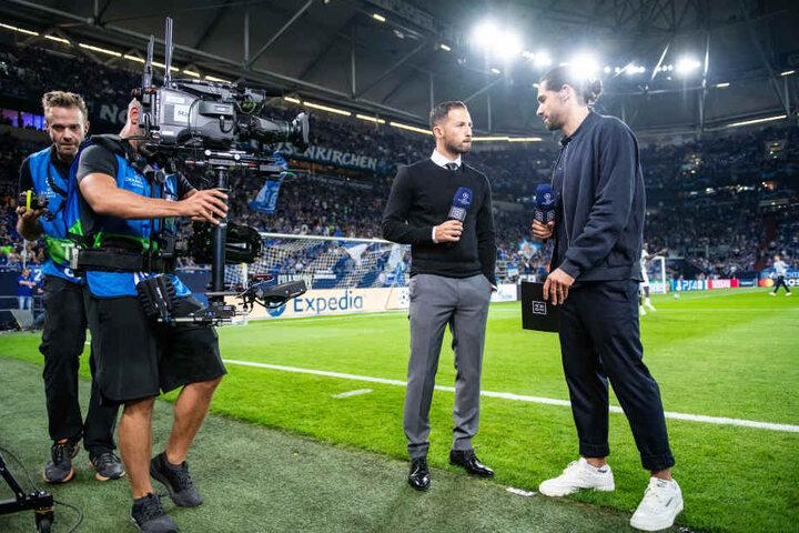 Die Champions-League-Übertragungsrechte konnte sich DAZN bereits teilweise sichern. (Archivbild)