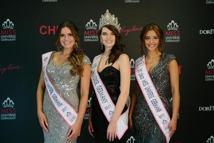 """Am Sonntag wurde nicht nur der Bundestag gewählt, sondern auch Sophia Koch  (20, Mitte) - zur """"Miss Universe Germany""""."""